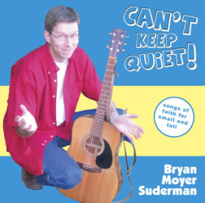 Can't Keep Quiet cover1