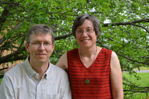 Bryan and Julie Moyer Suderman